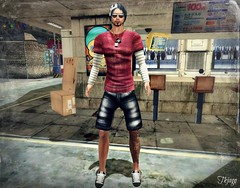 ..:: OUTFIT 27 ::.. (NyTrO StOrE) Tags: street urban woman man store mesh wear clothes hip hop styel nytro