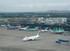 """Pier """"C"""" ,  Dublin Airport (Flame1958) Tags: 2003 airport ramp 321 330 airbus ba boeing britishairways dub a330 767 737 a320 320 dublinairport baw 0603 a321 britishmidland bmi b737 boeing767 b767 terminalc pierc airportterminal airatlanta 270603 britishmidlandairways eidw"""