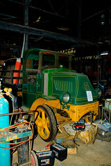 1923 Mac (charles25001) Tags: auto california old cars truck rust rusty campo mack motortransportmuseum charles25001