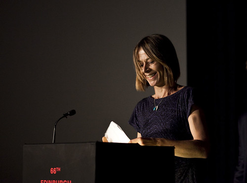 Kate Dickie at the 2012 EIFF Awards ceremony at the Filmhouse