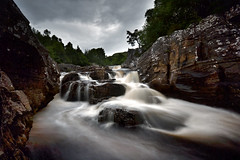Blackwater Falls - Garve (Michael~Ashley (off for a while)) Tags: photography scotland waterfall highlands nikon long exposure 10 scottish falls stop filter loch blackwater d3100