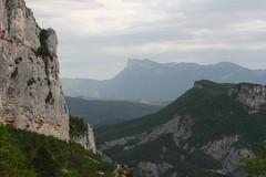 vue du vallon de boussiere Drome France (luka116) Tags: france berg montagne montana relief paysage vercors montagna moutain drome montagnes sommet floredefrance fleursdefrance
