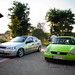"""Opel Astra & VW Lupo • <a style=""""font-size:0.8em;"""" href=""""http://www.flickr.com/photos/54523206@N03/7536896634/"""" target=""""_blank"""">View on Flickr</a>"""