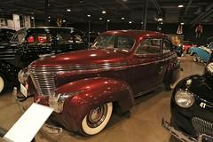 1940 Graham (Bill Jacomet) Tags: red history car museum dallas texas antique 1940 automotive 40 graham 2012 of