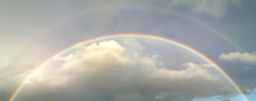 rain-bow-sun-day