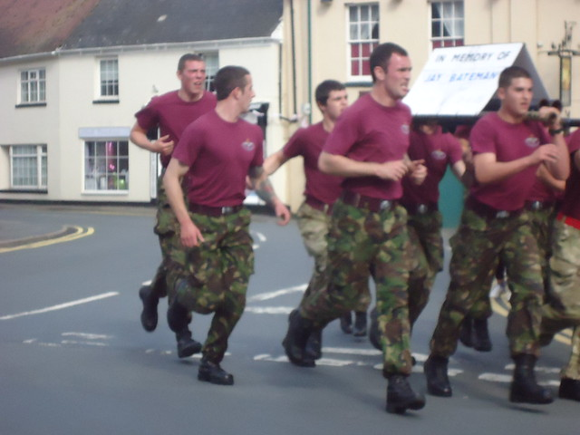 Stretcher Race 2012
