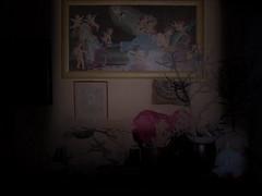 Doll, Heart, Angels, Little Girl, Aquarium, (hedbavny) Tags: portrait painting photography aquarium photo doll foto fotografie tank album angels memory oil engel allotment puppe erinnerung laube gemlde schrebergarten lgemlde memoryalbum erinnerungsfoto ameisbach erinnerungsfotografie ameisbachzeile