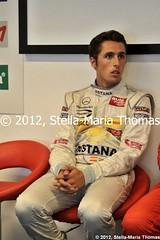 DANIEL JUNCADELLA 112 (smtfhw) Tags: netherlands motorracing motorsport 2012 racingcars zandvoortaanzee formula3 racingdrivers circuitparkzandvoort mastersofformula3