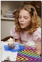 Blowing Out the Candles (Lisa-S) Tags: portrait ontario canada ariel cupcakes lisas blowing birthdayparty stthomas makeawish 4512 gicno copyright2012lisastokes