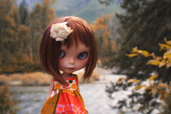 Down by the River...or Cinnamon Girl