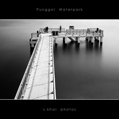 Fish Away (s.khai) Tags: park sunset sea lake beach nature public forest sunrise river high fishing pub singapore key long exposure slow waterfront jetty board sony low north 110 sigma reservoir east trail filter punggol nd shutter end 1750 alpha a200 tamron 70200 utilities sengkang waterway density neutral newater nd110