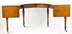 62. Wine Tasting Table by Kittinger Furniture Co.