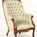 177. Victorian Parlor Chair
