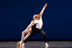 Draft Works 2013: A chance for dancers to play with movement