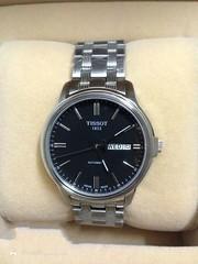 2014-07-19_P198A (marktony2) Tags: watches tissot luxury wrist
