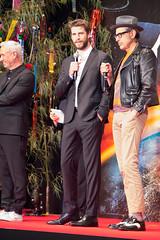 Independence Day: Resurgence Japan Premiere: Roland Emmerich, Liam Hemsworth & Jeff Goldblum (Dick Thomas Johnson) Tags: japan tokyo minato roppongi      roppongihills  roppongihillsarena  movie film premiere moviepremiere event   japanpremiere independencedayresurgence  rolandemmerich  liamhemsworth  jeffgoldblum