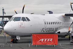 ATR - PROPELLING THE NEXT CONNECTION (A380spotter) Tags: atrpropellingthenextconnection banner avionsdetransportrgional leonardo airbusgroup atr72 600 fwweh semke flygbrase brabraathensregionalairlinesab brx dc staticdisplay fia16 sbacfarnboroughinternationalairshow2016 taglondonfarnboroughairport eglf fab
