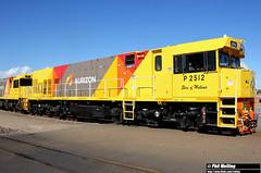 P2512 Shire of Mullewa Geraldton (RailWA) Tags: railwa philmelling p2512 p2517 shire mullewa city geraldton