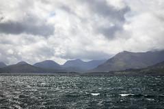 Loch Portree (Scriblerus) Tags: lochportree skye isleofskye scotland water coastal cuillins