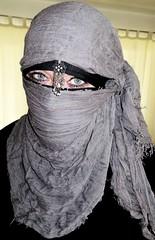 v b 206 (Fia by Marv) Tags: veil veiled verhllt verschleiert frau scarf tcher portrait oriental eyes augen women schleier niqab