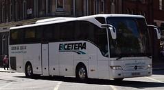 BT15KMU  Coaches Excetera, London (highlandreiver) Tags: london bt15kmu bt15 kmu coaches excetera mercedes benz tourismo bus coach