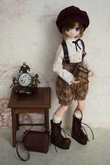 IMG_7746 (Emily-Noiret) Tags: azone doll anime boy sherlock holmes detective yuta