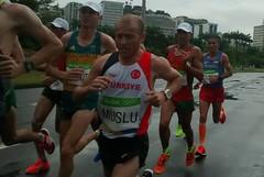 Rio2016 Maratona masculina (Meus Olhos) Tags: rio2016 rio de janeiro olimpiadas 2016 cidadeolimpica brasil brazil olympic games marathon maratn turkie australia colombia muslu