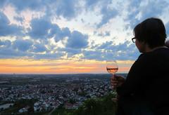 Beutelsbacher Weinberg (die.tine) Tags: beutelsbach weinstadt weinberg sonnenuntergang wein