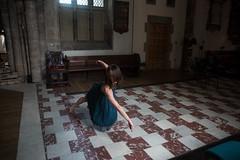 Giada Maran (David Wilson Clarke) Tags: giadamaran dance allsaints church loughborough leicestershire uk