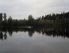 Johannislund 1969 (Nesster) Tags: finland ee17 canon kodacolor demi halfframe