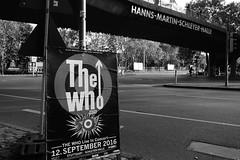 THE WHO was in the town (stefankamert) Tags: stefankamert thewho schleyerhalle stuttgart sony rx100 rx100m2 petetownshend rogerdaltrey concert street