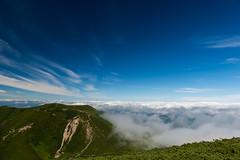 sea of clouds. (hirorin2013) Tags:       aomori mountidodake mountain    jp