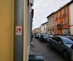 Carcassonne (I LOVE TP) Tags: love tp ilovetp sticker stickerart stickers autocollant carcassonne