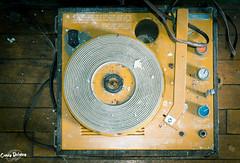 DSC_0638 (Passionate Perspective Photography) Tags: school rox abandoned passionate perspective photography conceptual fine art girl desk piano record player 20th century