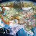 Mapa do Império Mongol