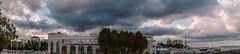 Morning Sochi Pano (DVchigarev) Tags: sky clouds marine marina marinestation city river sochi pano panorama lightroom landscape morning sunrise rise summer autumm amazing