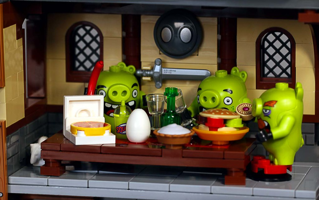 The World S Best Photos Of Dining And Lego Flickr Hive Mind