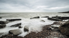 seafront2 10x18 (AndyGrayPhotography) Tags: sea landscape sealandscape seascape water saltwater longexsposure waves tide movement ndfilter hastings beach landscapephotography weather moody england englishweather canon6d canon mycanon rocks pepples 2seconds nd12 nd8 nd4 art photo photography seascapephotography seaphoto seaphotography beachphoto beachphotography 10x18crop 10x18 10x18inch