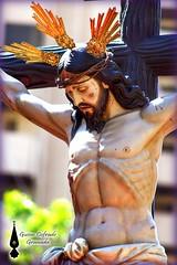 Buena Muerte Granada 2014 (Guion Cofrade) Tags: devocin religion semana hermandad fe jess seor besapis iglesia andalucia cofradia cofrade granada imagen cristo pasion pasin