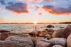 101 (anna.paavola) Tags: sunset lauttasaari helsinki finland