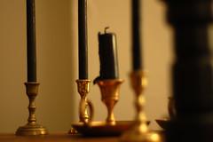 Kandeloj (Omar Omar) Tags: playingwith50mm playingwith50millimeters jugandocon50mm juagandocon50milimetros joueravec50mm nikond40 velas candles bougies molino grinder peppergrinder