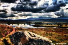 Loch Ba (HDR) (MV.photography.) Tags: scotland schottland hdr glencoe mountain berg wolken clouds wolkig cloudy alba uk highlands vereinigesknigreich glenetive unitedkindom loch lochba wasser water