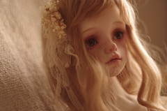 BRIE FACEUP (nymphelierre) Tags: bjd doll nimphaerytales quimera dollstown