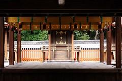 Shimogamo Jinja (ELCAN KE-7A) Tags: japan kyoto shrine pentax   jinja shimogamo mitsui k7  2011