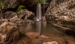 Eagle Falls Pano (JGo9) Tags: park longexposure nature water beautiful landscape rocks pano gorgeous smooth falls cumberlandfalls silky eaglefalls cumberlandfallsstatepark 10stopndfilter canont1i