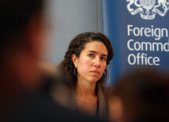 Heba Morayef (Foreign and Commonwealth Office) Tags: foreignoffice fco ukforeignoffice