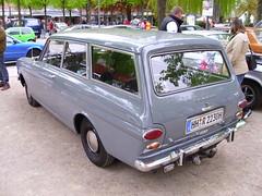 Ford Taunus 12m P4 Turnier 1966 -2- (Zappadong) Tags: ford 1966 taunus turnier 2012 ahrensburg p4 12m