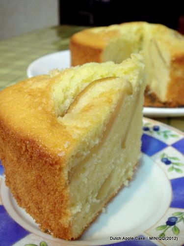 荷蘭蘋果蛋糕 Dutch Apple Cake