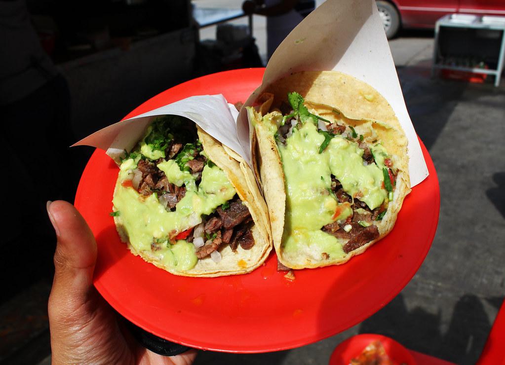 Best Street Food In Tijuana