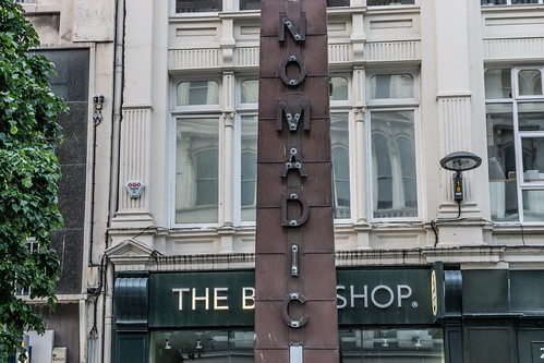Donegall Place Belfast (Nomadic)